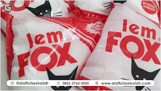 Agen Lem Fox Terpercaya | +62 852-2765-5050