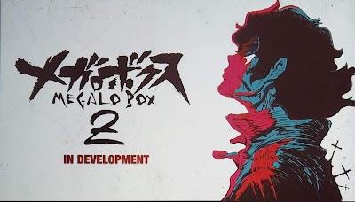 Resmi Anime Megalobox Akan Mendapatkan Sekuel