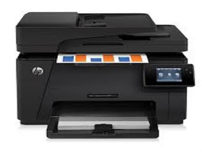 Image HP LaserJet Pro MFP M127 Series Printer Driver