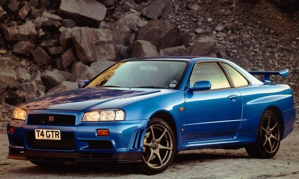 Ficha Técnica Nissan Skyline GT-R R34 (2002)