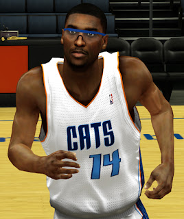 NBA 2K13 Michael Kidd-Gilchrist Cyberface Mod Patch