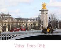 que faire à Paris en été?