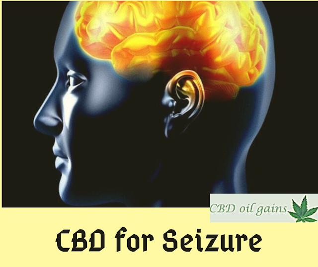 CBD for Seizure as cbd have anti-Seizure properties.