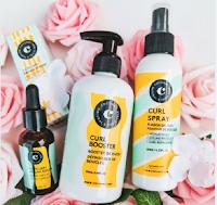 Cocunat : vinci gratis Pack con 3 prodotti per capelli ricci