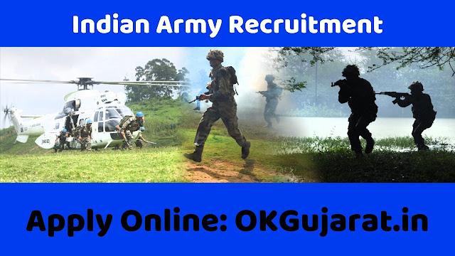 Indian Army Recruitment 2020 - Online Sarkari Bharti