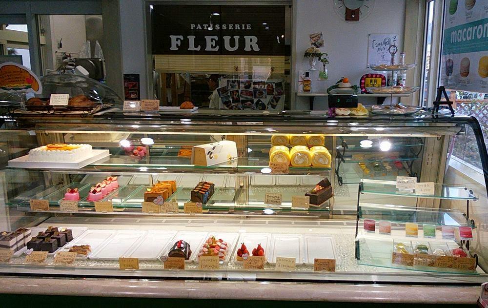 みんなが見つけた おもしろ情報 : Cake&cafe Patisserie Fleur の湯田ロール~山口市~
