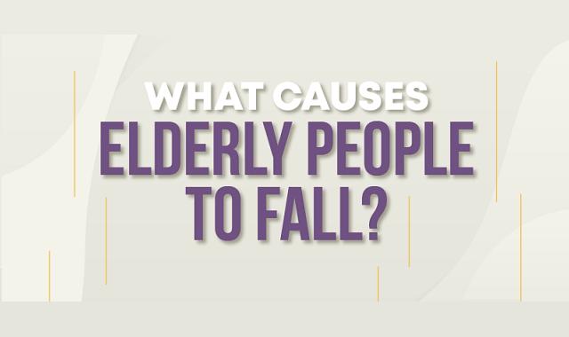 Factors that lead elder people to fall