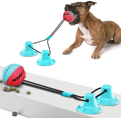 Juguetes para Perros del Tipo Tira y Coge