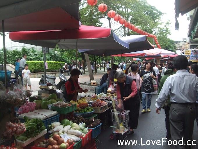 台北大同-雙連菜市場-在地傳統市場 在地小吃-shuang lian cai shi chang