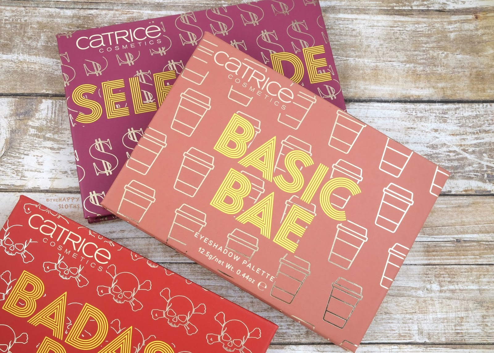 Catrice | Basic Bae, Badass Bae & Self-Made Bae Eyeshadow Palettes: Review and Swatches