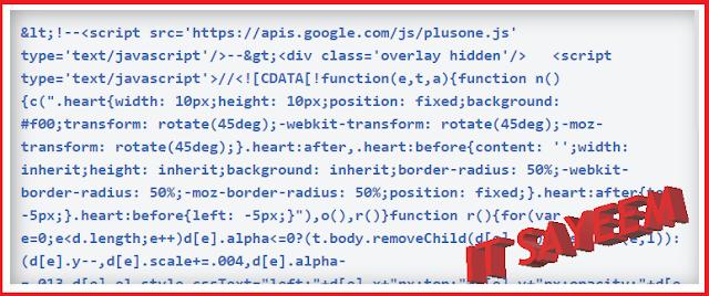 নিয়ে নিন আসাধারণ একটি Scroling Blockquote CSS