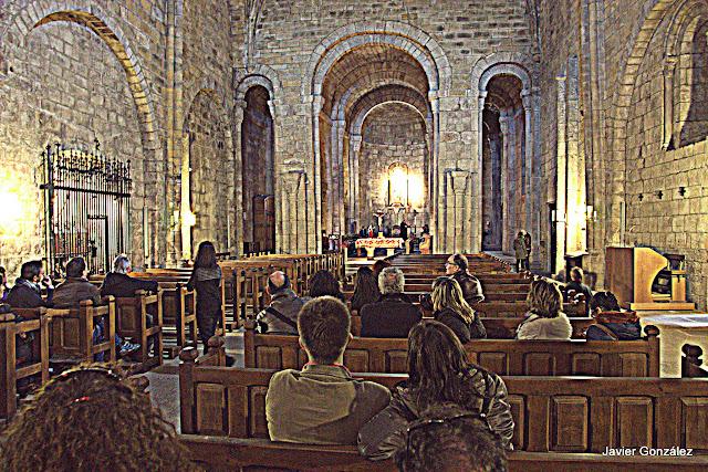 Monasterio de Leyre. Navarra