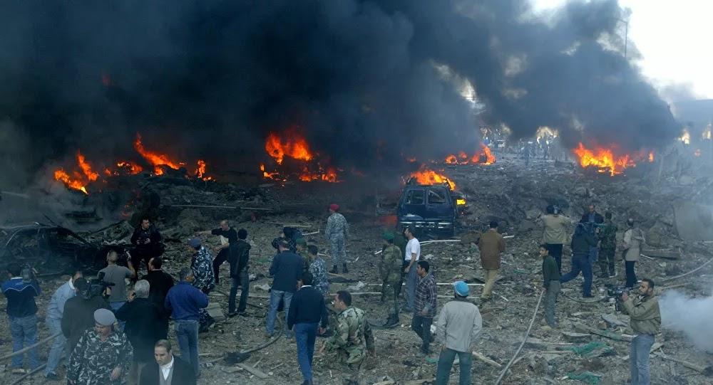 أمريكيون بين ضحايا انفجار مرفأ بيروت