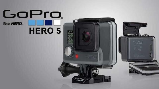 Kamera yang Bagus untuk Youtuber (GoPro Hero 5)