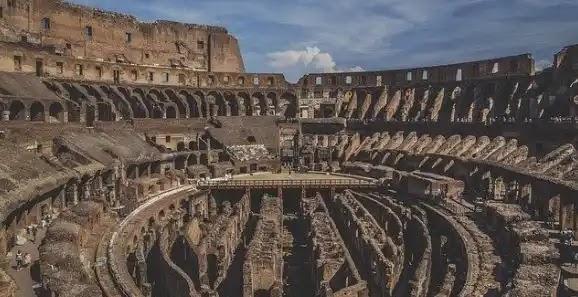 مميزات الحضارة الرومانية