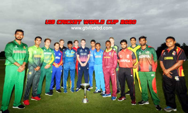 ICC U19 Cricket World Cup 2020 Live Streaming