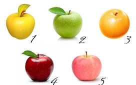 Выберите яблоко и получите предсказание на скорое будущее!