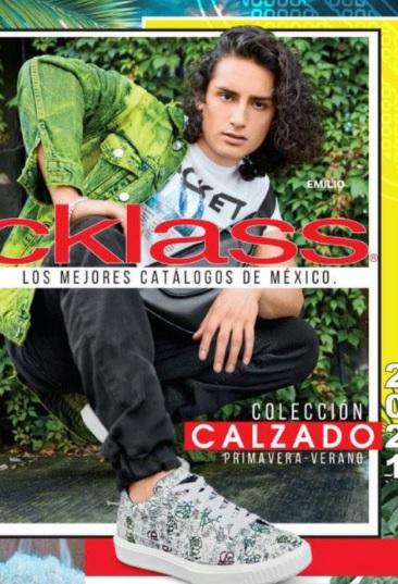 Zapatos cklass Primavera Verano 2021