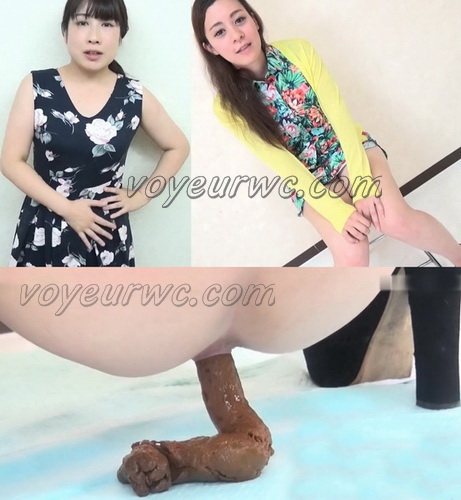 [FP-003] Sexy Girls shitting on camera