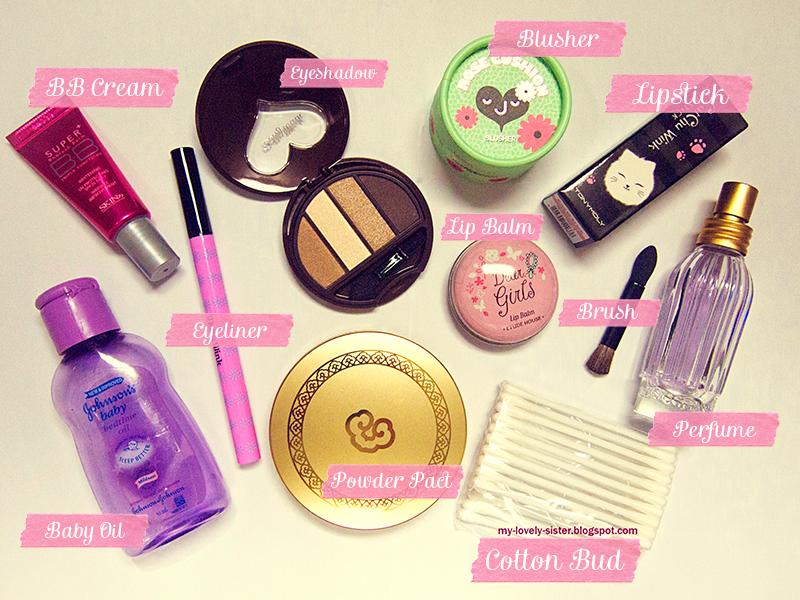 alat make up yang harus dimiliki perempuan wajib untuk pemula