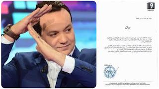 """طرد علاء الشابي رسميا من قناة """"التاسعة"""" وهذه و تعويضه باعلامية في برنامج عندي ما نقلك"""