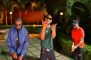 MUSIC: AUDIO+VIDEO: D'Prince feat Davido, Don Jazzy - 'Gucci Gang'