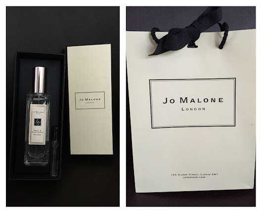 My First Buy - Jo Malone Perfume