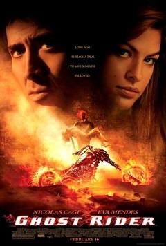 Ver Ghost Rider (El vengador fantasma) (2007) Online
