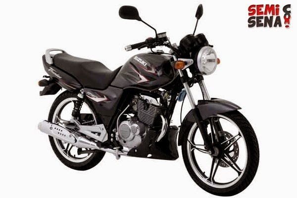 Specifications And Latest Price Suzuki Thunder 125 In 2015