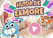 Gumball La Huida de Elmore
