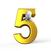 numerology, number 5  Life Path Number by Numerologist, it is neurological