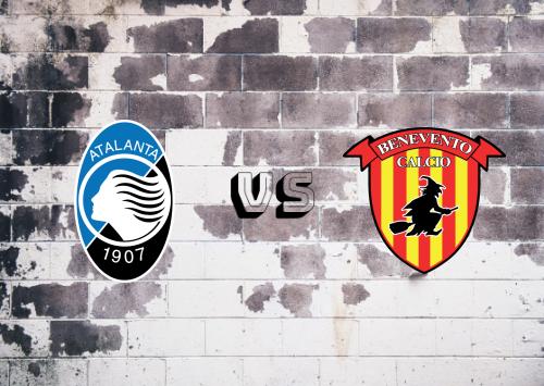 Atalanta vs Benevento  Resumen