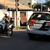 Rapaz é preso após roubar celular de mulher no bairro Monte Alegre 4, em Paulínia; assalto a mão armada aconteceu quando vítima passava pela praça