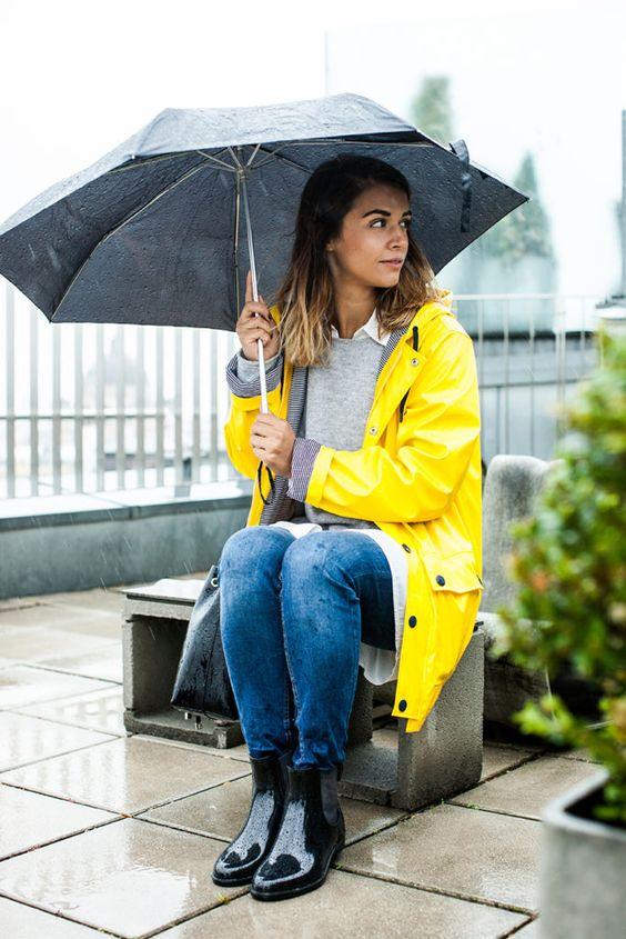 5 Tips Cerdas Tetap Fit Saat Musim Hujan