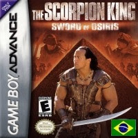 The Scorpion King - Sword of Osiris (BR)