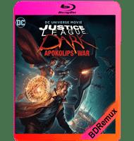 JUSTICE LEAGUE DARK: APOKOLIPS WAR (2020) BDREMUX 1080P MKV ESPAÑOL LATINO