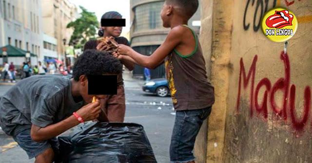 600.000 personas enfermas por Desnutrición en Venezuela