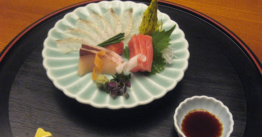 Sashimi (Ways of Food Preparation)