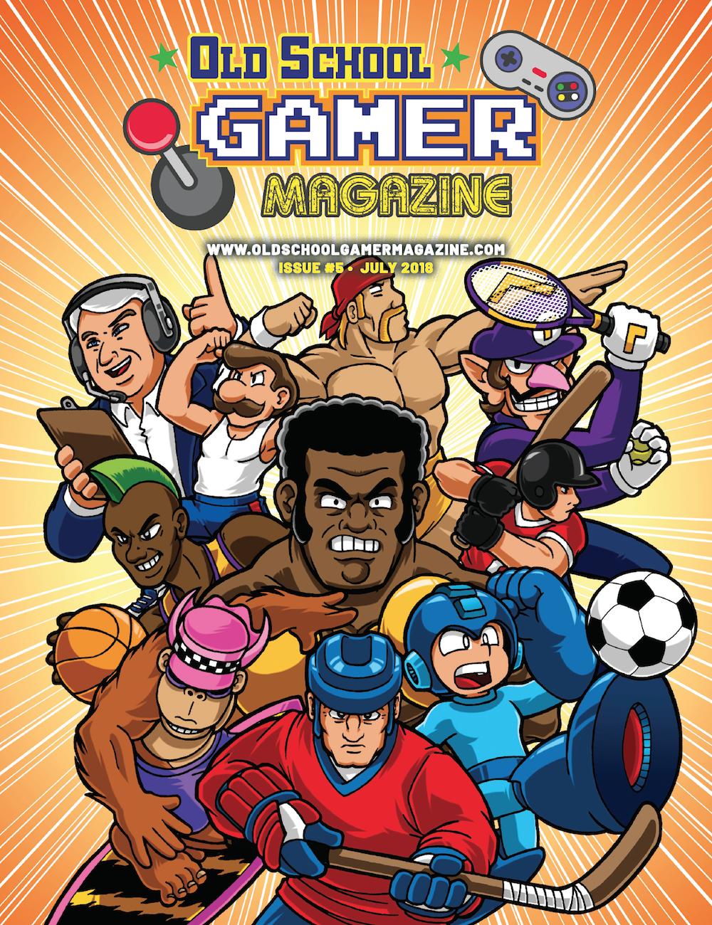 Brett Weiss: Words of Wonder: Old School Gamer Magazine
