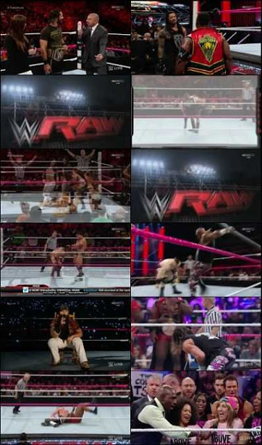 WWE Monday Night Raw 26th October 2015 Download
