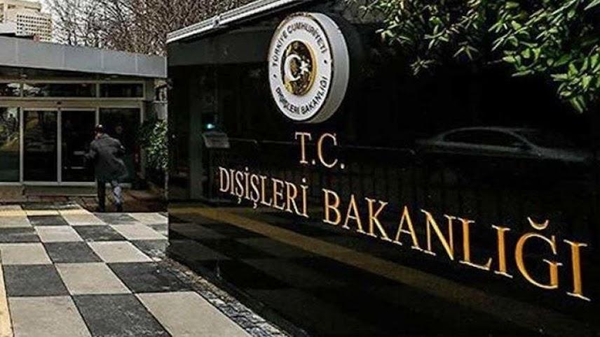 Τουρκικό ΥΠΕΞ: Ο Μπάιντεν διαστρέφει την ιστορία