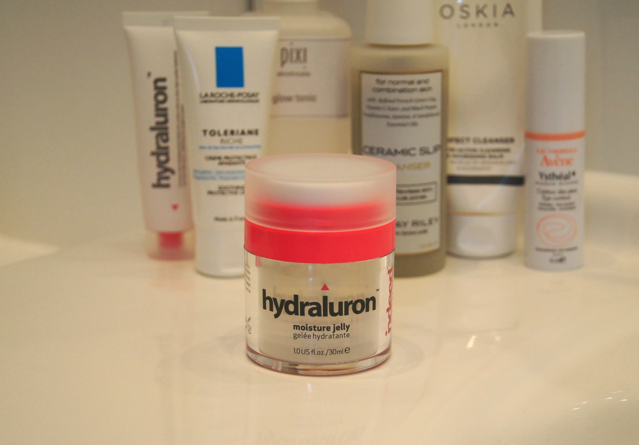 indeed labs skincare hydraluron moisture jelly review