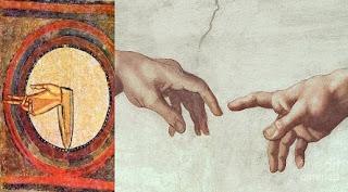 Mâna lui Dumnezeu: Simbol și semnificație