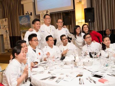 Η Παγκόσμια Λέσχη Νέων Αρχιμαγείρων (World Young Chefs Club) στον Όλυμπο με πρόσκληση της Ένωσης Ξενοδόχων Πιερίας