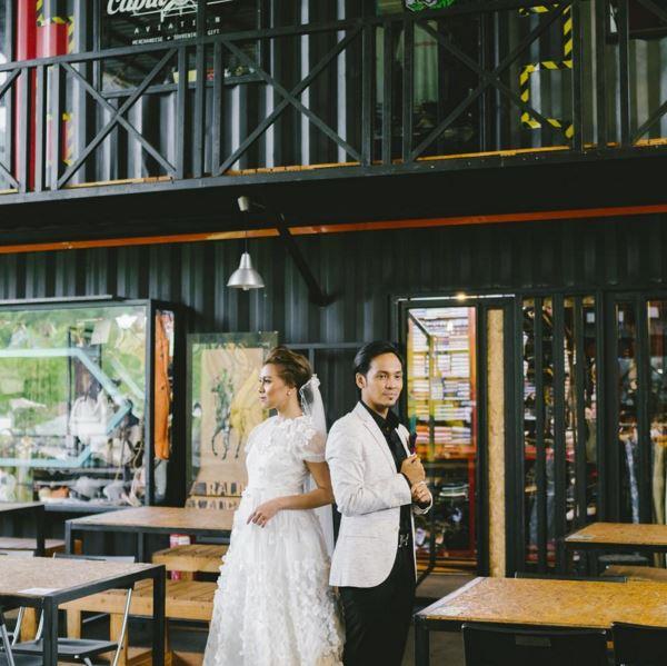 Foto Pre Wedding Jihan Muse Dan Ungku Hariz