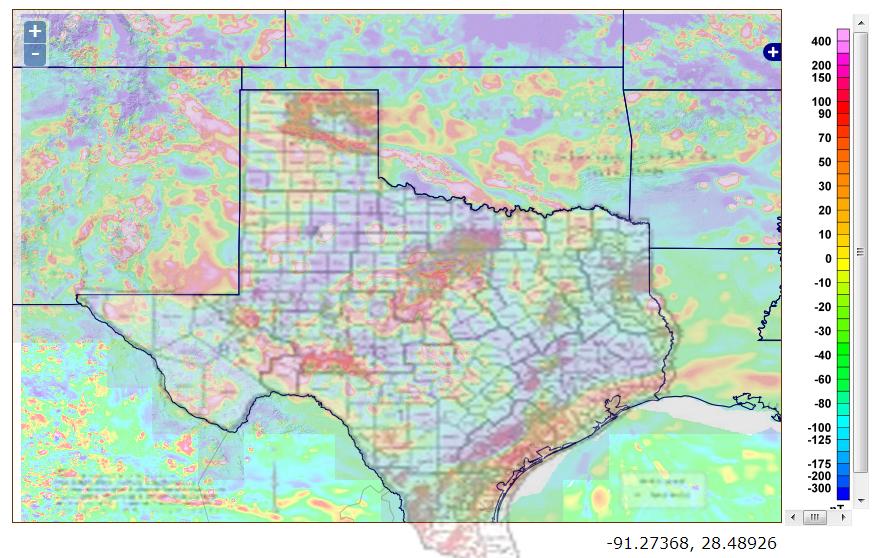 Map Of Texas Oklahoma And Louisiana.Texas Louisiana New Mexico Oklahoma Oil Rush Central American
