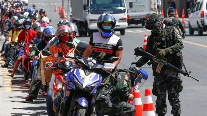Presidente de Filipinas ordenar a militar disparar a matar a quienes violen toque de queda por coronavirus