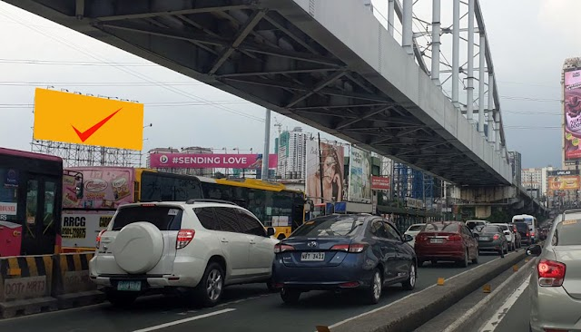 Available Guadalupe Billboard at Guadalupe Bridge Northbound