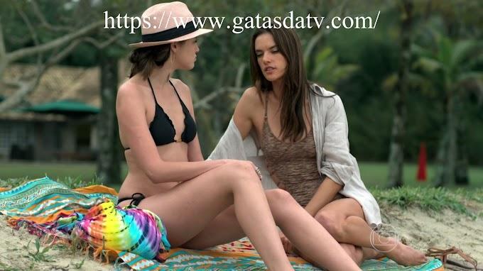 Agatha Moreira - Verdades Secretas #5