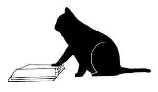 アイキャッチ画像猫読書